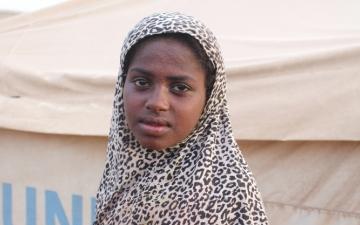 الصورة: الصورة: آمال الطفولة اليمنية في مخيمات النزوح
