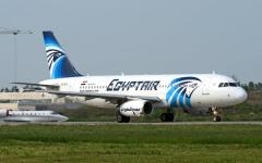 """الصورة: الصورة: ما حقيقة عودة رحلات """"طيران مصر"""" يوم 16 مايو؟"""