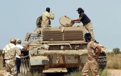 الصورة: الصورة: الإمارات: التدخل التركي عائق أمام حل سياسي في ليبيا