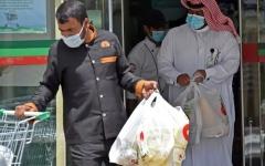 الصورة: الصورة: السعودية تسجل 1344 إصابة جديدة بكورونا
