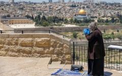 الصورة: الصورة: الإمارات تحذّر من تداعيات ضم إسرائيل أراضي فلسطينية جديدة