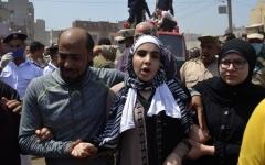 الصورة: الصورة: الإمارات تدين هجوم سيناء وتتضامن مع مصر