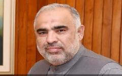 الصورة: الصورة: إصابة رئيس برلمان باكستان بفيروس كورونا