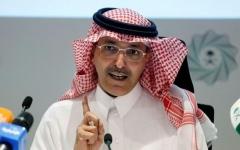 الصورة: الصورة: وزير المالية السعودي: سنقترض 220 مليار ريال في 2020