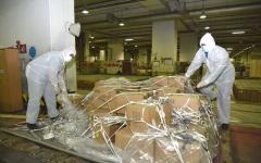 الصورة: الصورة: شهادة دولية: دبي تجتاز تحديات الشحن باقتدار