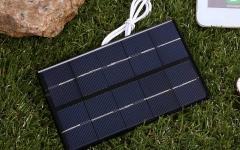 الصورة: الصورة: ابتكار خلايا شمسية مرنة تصلح للاستخدام في الأجهزة الالكترونية
