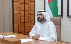 الصورة: الصورة: محمد بن راشد يوجه بصياغة استراتيجية الإمارات التنموية لما بعد كوفيد 19