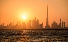 """الصورة: الصورة: دبي تواصل إجراءاتها الوقائية لحماية العمال من """"كورونا"""""""