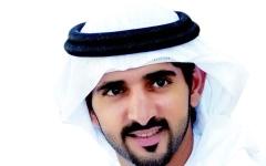 الصورة: الصورة: حمدان بن محمد: دبي احتوت التباطؤ العالمي بأداء تجاري قوي