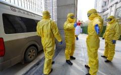 الصورة: الصورة: الصحة العالمية تدرس إرسال بعثة ثانية للصين لتحديد منشأ كورونا