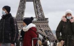 الصورة: الصورة: رفع إجراءات العزل في فرنسا بدءاً من الإثنين