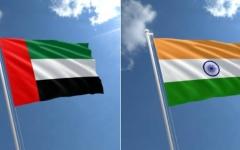 الصورة: الصورة: إقلاع أول رحلتين من الإمارات إلى الهند لإجلاء 350 شخصاً عالقين بسبب كورونا
