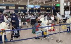 الصورة: الصورة: مطارات دبي تتعاون مع السلطات الحكومية لتسهيل إجلاء المواطنين الهنود