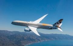 الصورة: الصورة: «الاتحاد للطيران» تسير رحلات محدودة  لمساعدة المواطنين والمقيمين على العودة إلى الدولة