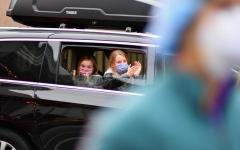 الصورة: الصورة: نيويورك تؤكد وفاة طفل في الخامسة بمرض يرجح أنه مرتبط بكورونا