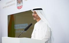 الصورة: الصورة: الإمارات تعلن أن معظم مصابي كورونا في الدولة أصيبوا بالسلالة B من الفيروس