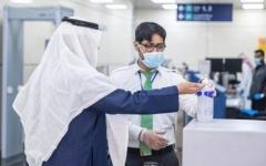 الصورة: الصورة: السعودية تسجل قفزة كبيرة في إصابات كورونا