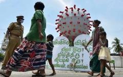 الصورة: الصورة: في أكبر حصيلة يومية.. الهند تسجل 4213 إصابة و 97 حالة وفاة جديدة بكورونا