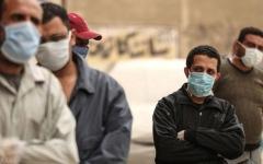 الصورة: الصورة: مصر تسجل 346 إصابة جديدة بفيروس كورونا