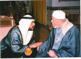 الشيخ الشعراوي.. أول شخصية إسلامية كرمتها الجائزة - عبر الإمارات - البيان