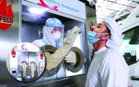 الصورة: الصورة: ابتكار نوعي لـ «إسعاف دبي»