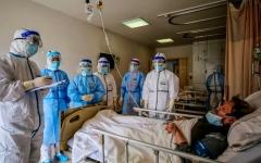 الصورة: الصورة: وفاة 111 وإصابة 8544 من الأطقم الطبية جراء فيروس كورونا في المكسيك