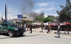 الصورة: الصورة: مسلحون يهاجمون مستشفى في العاصمة الأفغانية كابول