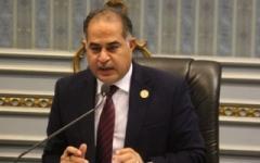 الصورة: الصورة: البرلمان المصري يكشف عدد المخالطين لنائبة مصابة بكورونا