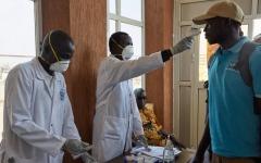 """الصورة: الصورة: """"كورونا"""" يصل إلى مرحلة الانتشار المجتمعي في السودان"""