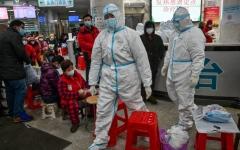 الصورة: الصورة: شهر بلا وفيات بفيروس كورونا في الصين