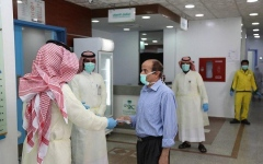 الصورة: الصورة: السعودية تسجل 2840 إصابة جديدة بكورونا