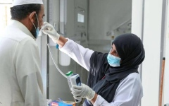 الصورة: الصورة: السعودية تكشف أسباب ارتفاع إصابات «كورونا» في 4 مدن