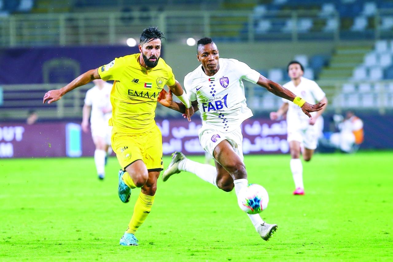 الصورة : من منافسات كأس الخليج العربي الموسم الماضي | أرشيفية