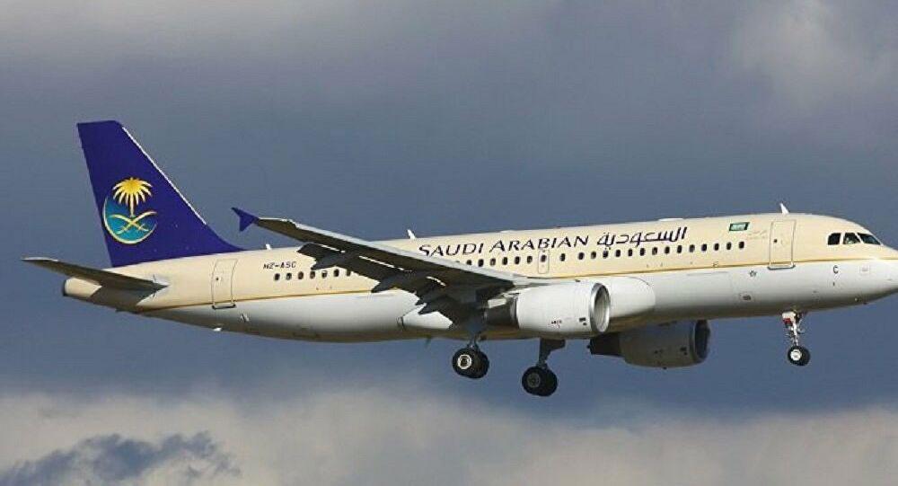حجز طيران سعودى