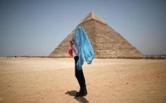 الصورة: الصورة: موجة حر شديدة تجتاح مصر غدا وأمطار رعدية تصل للسيول