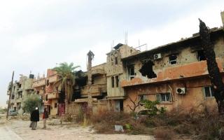 الصورة: الصورة: أدوات أردوغان في ليبيا