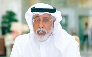الصورة: الصورة: أحمد الجسمي: الدراما الإماراتية داعمة لنظيرتها العربية