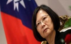 الصورة: الصورة: رئيسة تايوان ترفض الخضوع للحكم الصيني.. وبكين: لن نتسامح إطلاقاً مع الانفصال