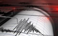 الصورة: الصورة: زلزال بقوة 6.2 درجات يهز منطقة وسط البحر الأبيض المتوسط