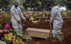 الصورة: الصورة: لأول مرة .. البرازيل تسجل 20 ألف إصابة بكورونا في 24 ساعة