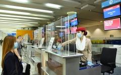 الصورة: الصورة: طيران الإمارات تستأنف رحلات منتظمة إلى 9 وجهات بتدابير صحية نوعية