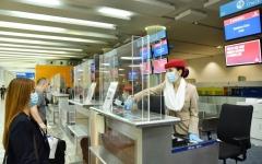 الصورة: الصورة: «طيران الإمارات» تستأنف الرحلات