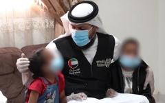 الصورة: الصورة: هيئة الأعمال الخيرية تتفقد الأطفال السودانيين الذين فقدوا أبويهم بسبب كورونا