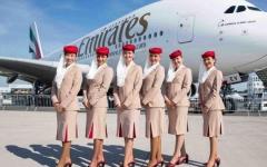 الصورة: الصورة: طيران الإمارات: السيناريو المتفائل محركنا