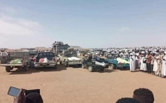 الصورة: الصورة: مقتل 59 شخصاً في حادث مروع بالسودان