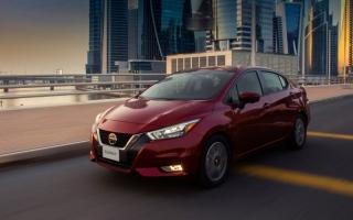 الصورة: الصورة: «العربية للسيارات» تطرح «نيسان صني 2020»