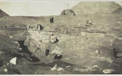 الصورة: الصورة: التقطت قبل 200 عام.. أولى الصور الموثقة لتاريخ مصر