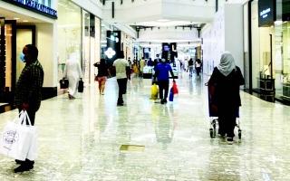 مراكز التسوق في العيد.. السلامة أولاً