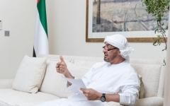 الصورة: الصورة: وزراء ومسؤولون : توجيهات محمد بن زايد رسائل ملهمة عنوانها الثقة والمسؤولية لعبور التحدي بأمان