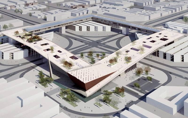 الصورة: الصورة: مشاريع عمارة تعالج الأوضاع الحياتية والعملية لمدينة دبي